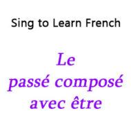 """Le passé composé avec «être» – The Passé Composé with """"Être"""""""